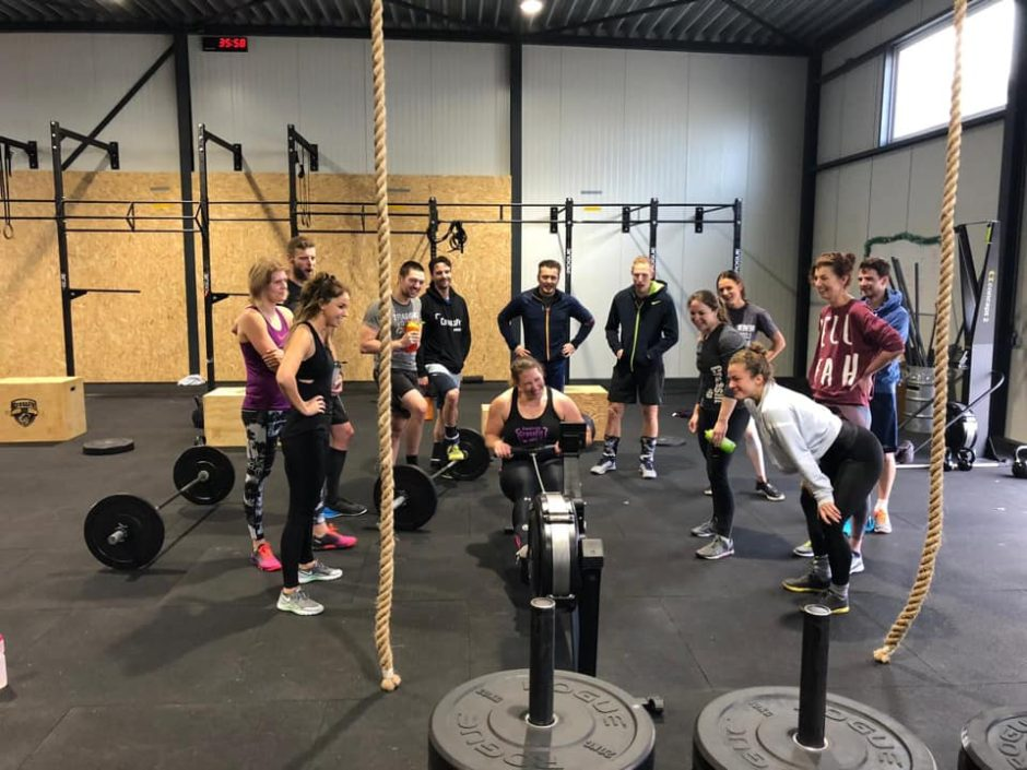 Welcome to SED CrossFit