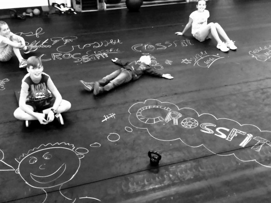 CrossFit Kids SED CrossFit